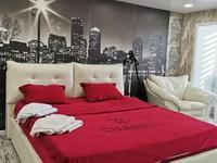 1-комнатная квартира, 46 м² посуточно, мкр Тастак-2, Брусиловского 159блок4 за 15 000 〒 в Алматы, Алмалинский р-н