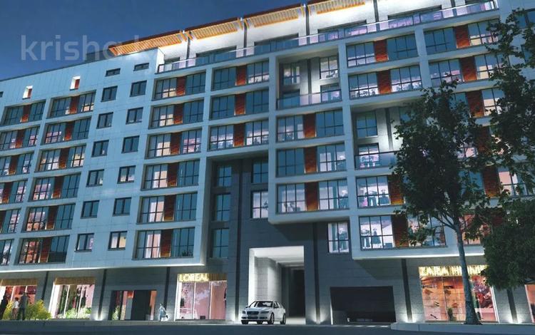 3-комнатная квартира, 81.56 м², А.Байтурсынова 51 за ~ 21.6 млн 〒 в Нур-Султане (Астана)