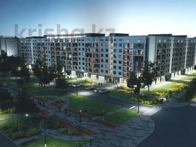 3-комнатная квартира, 81.56 м², А.Байтурсынова 51 за ~ 22.8 млн 〒 в Нур-Султане (Астана) — фото 3