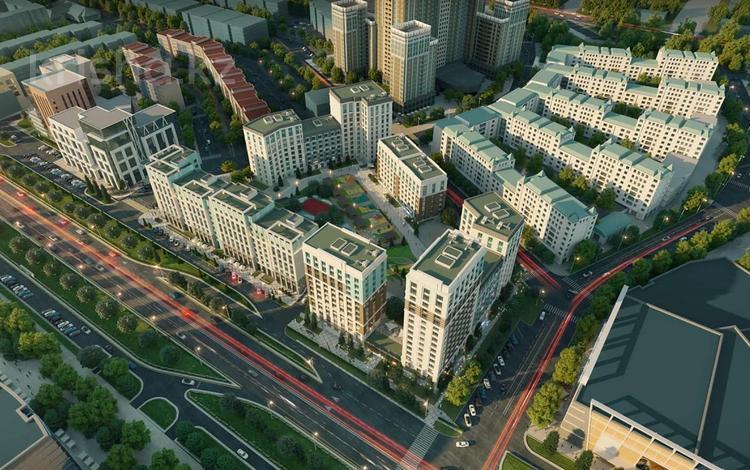 3-комнатная квартира, 126.8 м², Туран 22 за ~ 53.9 млн 〒 в Нур-Султане (Астана), Есиль р-н