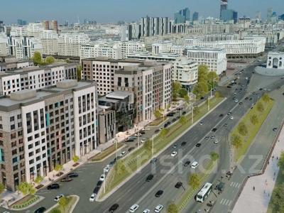 3-комнатная квартира, 89.25 м², проспект Мангилик Ел за ~ 33.5 млн 〒 в Нур-Султане (Астана), Есиль р-н — фото 2