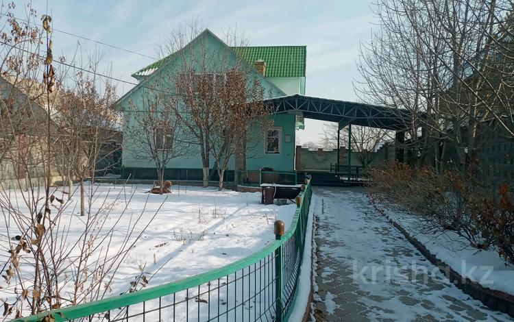 5-комнатный дом, 200 м², 8 сот., мкр Боралдай (Бурундай), Асанова 15 за 45 млн 〒 в Алматы, Алатауский р-н