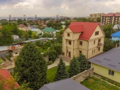 10-комнатный дом, 537 м², 15 сот., мкр Каргалы, Амангельды 53 за 185 млн 〒 в Алматы, Наурызбайский р-н — фото 8