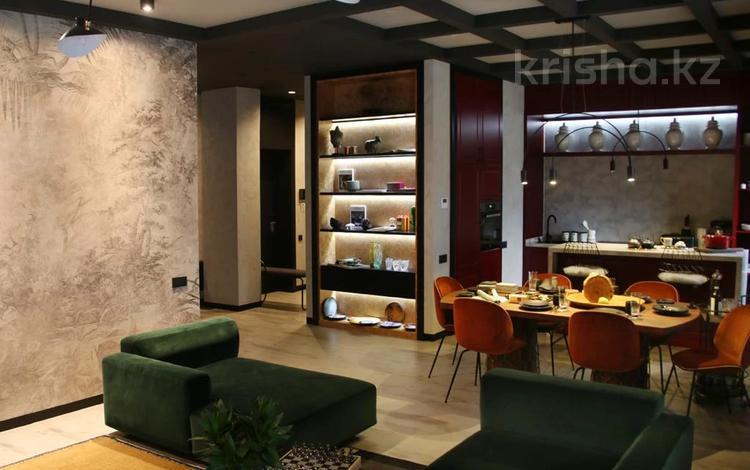 3-комнатная квартира, 120 м² на длительный срок, Аль- Фараби 116/1 за 1.2 млн 〒 в Алматы, Бостандыкский р-н
