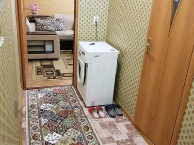 1-комнатная квартира, 38 м², 4/5 этаж посуточно, Мынбулак 33 за 5 500 〒 в Таразе — фото 7