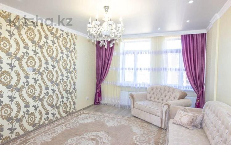 2-комнатная квартира, 87.5 м², 7/12 этаж, E 246 11 за 28 млн 〒 в Нур-Султане (Астана), Есиль р-н