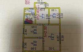 3-комнатный дом, 82.2 м², 3 сот., Моторная 10 за 6.1 млн 〒 в Караганде, Казыбек би р-н