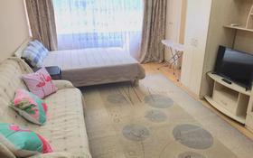 1-комнатная квартира, 33 м², 4/4 этаж посуточно, Желтоксан 168 — Абая за 9 000 〒 в Алматы