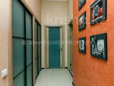 3-комнатная квартира, 120 м², 4/14 этаж помесячно, Навои 72 за 279 000 〒 в Алматы, Бостандыкский р-н — фото 5