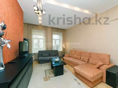 3-комнатная квартира, 120 м², 4/14 этаж помесячно, Навои 72 за 279 000 〒 в Алматы, Бостандыкский р-н — фото 6