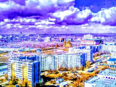 1-комнатная квартира, 18 м², 19/25 этаж по часам, 11-ші шағын аудан 112В за 800 〒 в Актобе, мкр 11 — фото 22