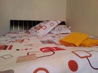 1-комнатная квартира, 35 м², 2/4 этаж посуточно, Абая 60 — Манаса за 7 000 〒 в Алматы, Алмалинский р-н