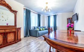 2-комнатная квартира, 80 м², 13/14 этаж посуточно, Сарайшык 7 за 9 990 〒 в Нур-Султане (Астана), Есильский р-н