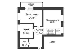 5-комнатная квартира, 181 м², 4/5 этаж, Гвардейская 9а за 52 млн 〒 в Костанае