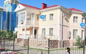7-комнатный дом помесячно, 480 м², 10 сот., Кунаева за 2 млн 〒 в Нур-Султане (Астана), Есиль р-н