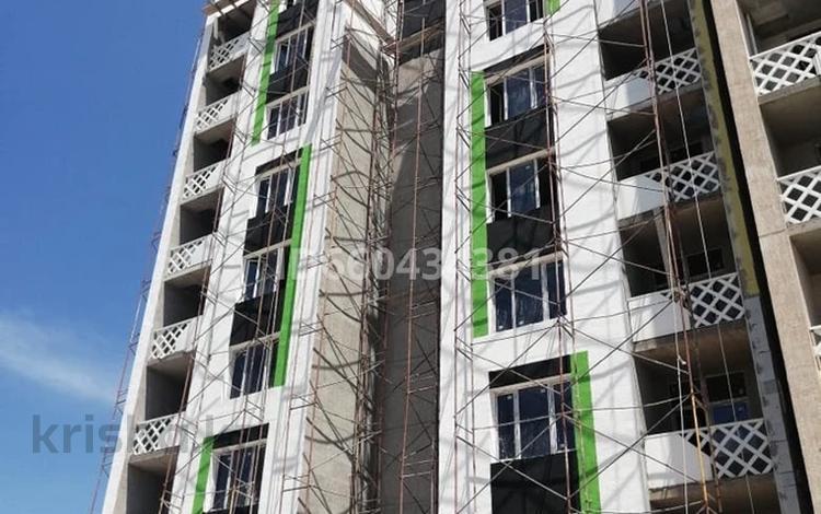 1-комнатная квартира, 44.2 м², 2/9 этаж, Раимбек 276 за 10.2 млн 〒 в Бесагаш (Дзержинское)