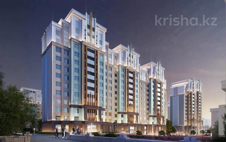 2-комнатная квартира, 49.38 м², Туркестан 28/2 за ~ 23.6 млн 〒 в Нур-Султане (Астана), Есиль р-н