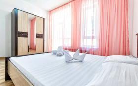 2-комнатная квартира, 70 м², 2/8 этаж посуточно, Кабанбай батыра 60 — Сауран за 13 000 〒 в Нур-Султане (Астана), Есиль р-н