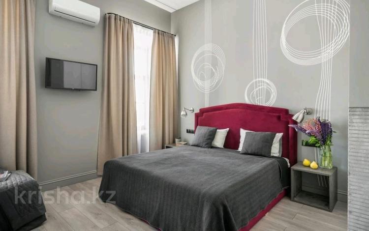 1-комнатная квартира, 48 м², 7/11 этаж посуточно, 17-й мкр, 17-й микрорайон 11 за 12 000 〒 в Актау, 17-й мкр