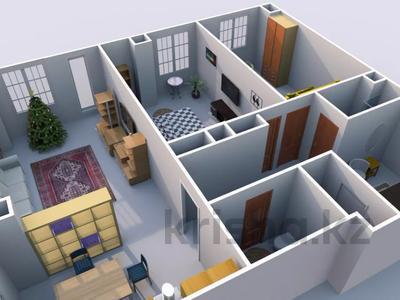 3-комнатная квартира, 92 м², 3/12 этаж, Акан Серы 16 за 20 млн 〒 в Нур-Султане (Астана), Сарыарка р-н — фото 10