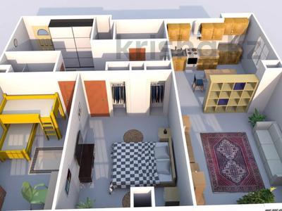 3-комнатная квартира, 92 м², 3/12 этаж, Акан Серы 16 за 20 млн 〒 в Нур-Султане (Астана), Сарыарка р-н — фото 8