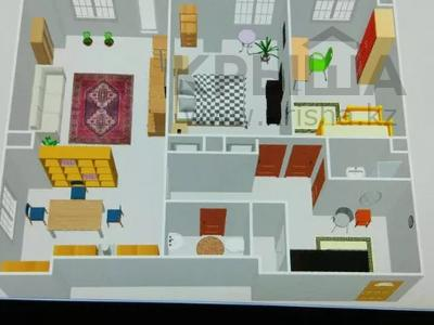 3-комнатная квартира, 92 м², 3/12 этаж, Акан Серы 16 за 20 млн 〒 в Нур-Султане (Астана), Сарыарка р-н — фото 9