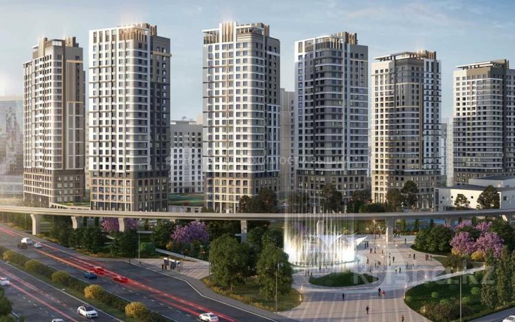 4-комнатная квартира, 130.48 м², Сыганак — проспект Кабанбай Батыра за ~ 46.6 млн 〒 в Нур-Султане (Астана), Есиль р-н
