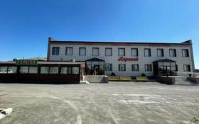 Здание, площадью 1100 м², мкр Городской Аэропорт, Учётный квартал 134 строение 117 134 за 200 млн 〒 в Караганде, Казыбек би р-н