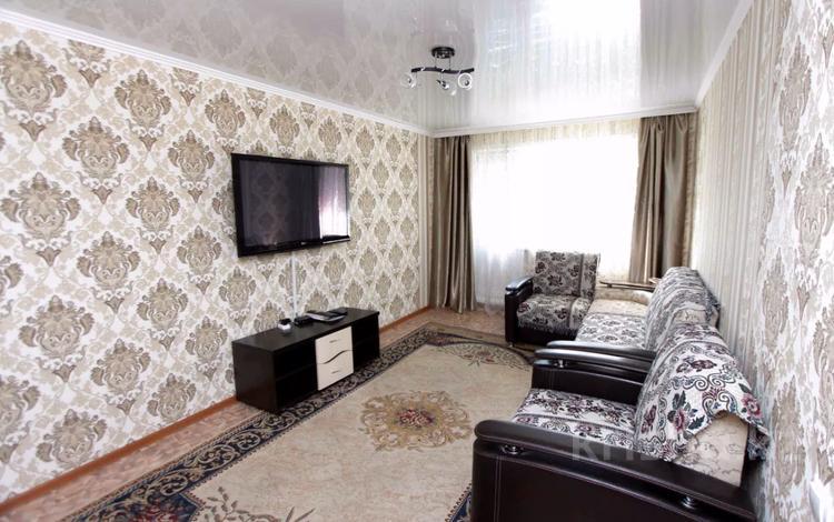1-комнатная квартира, 48 м², 3/5 этаж посуточно, Абая 68 — Алтынсарина за 10 000 〒 в Петропавловске