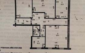 4-комнатная квартира, 155.2 м², 1/9 этаж, мкр Болашак 131в за 30 млн 〒 в Актобе, мкр Болашак