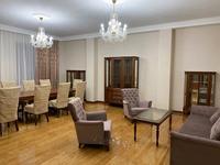 4-комнатная квартира, 220 м², 2/6 этаж помесячно, Кайыма Мухамедханова 7 за 700 000 〒 в Нур-Султане (Астане), Есильский р-н