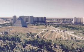 3-комнатная квартира, 98 м², 15/18 этаж, Ахмета Байтурсынова 5 за 54.2 млн 〒 в Нур-Султане (Астана), Алматы р-н