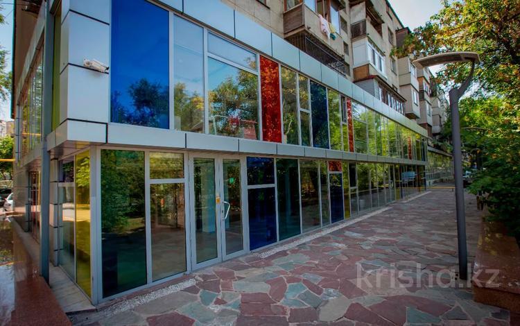 Офис площадью 825 м², Джандосова — Ауэзова за 357 млн 〒 в Алматы, Бостандыкский р-н