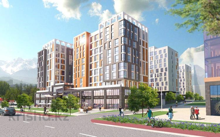 3-комнатная квартира, 113.9 м², Байтурсынова 177 за ~ 60.2 млн 〒 в Алматы