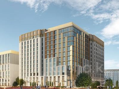 3-комнатная квартира, 105.4 м², 10/12 этаж, Ханов Керея и Жанибека за ~ 39.1 млн 〒 в Нур-Султане (Астана), Есиль р-н — фото 2