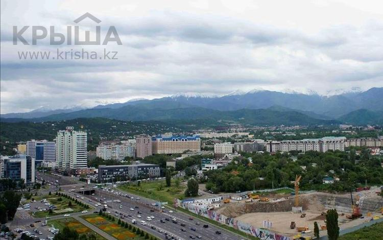 3-комнатная квартира, 120 м², 20/21 этаж, Аль-Фараби за 85 млн 〒 в Алматы, Бостандыкский р-н