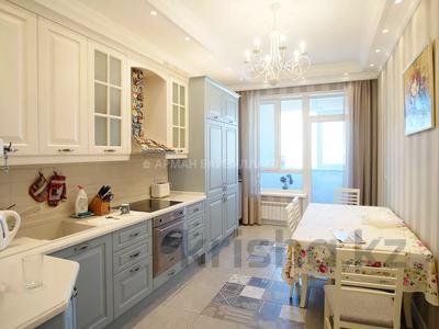 3-комнатная квартира, 109.5 м², 8/9 этаж, проспект Кабанбай Батыра 7А за 63 млн 〒 в Нур-Султане (Астана), Есиль р-н — фото 19