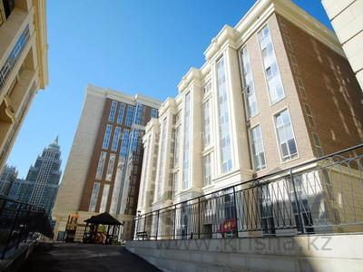 3-комнатная квартира, 109.5 м², 8/9 этаж, проспект Кабанбай Батыра 7А за 63 млн 〒 в Нур-Султане (Астана), Есиль р-н — фото 3