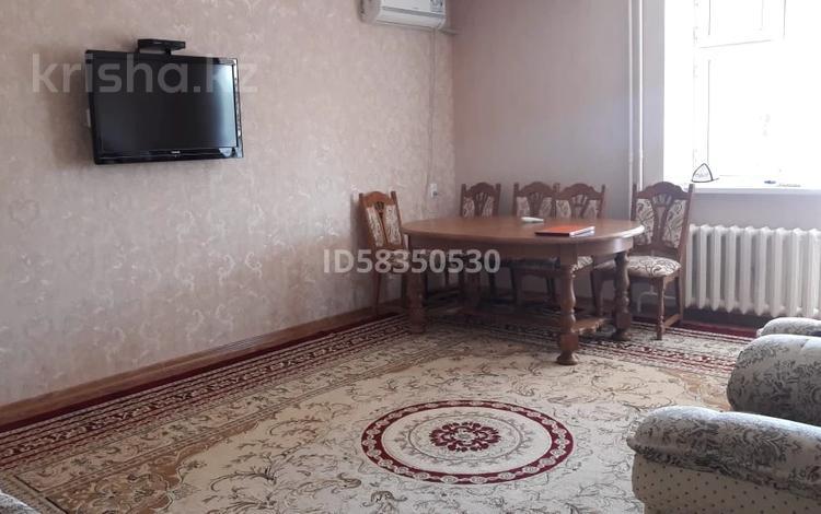 4-комнатная квартира, 135 м², 5/6 этаж, Алии Молдагуловой за 47 млн 〒 в Уральске