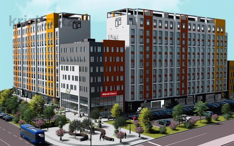 2-комнатная квартира, 71.3 м², 19-й мкр №14 участок за ~ 15.3 млн 〒 в Актау, 19-й мкр