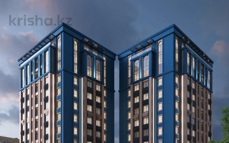 4-комнатная квартира, 103.5 м², 4/13 этаж, Досмухамедова 79 — Карасай Батыра за ~ 51.8 млн 〒 в Алматы, Алмалинский р-н