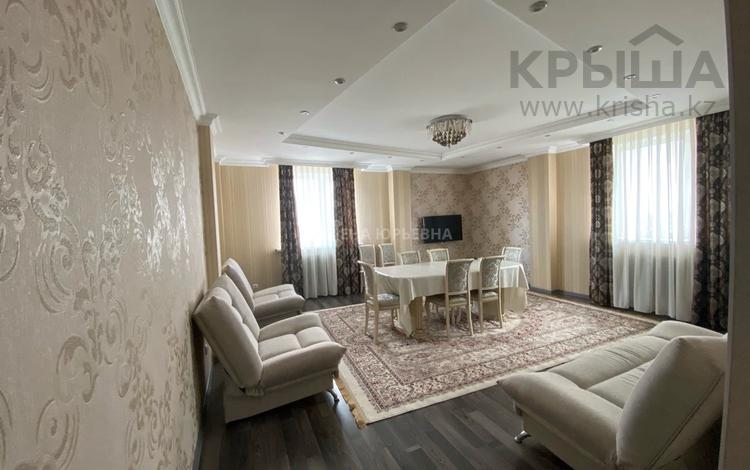 3-комнатная квартира, 128 м², 17/17 этаж, Богенбай Батыра 24/1 за 38 млн 〒 в Нур-Султане (Астана), Сарыарка р-н