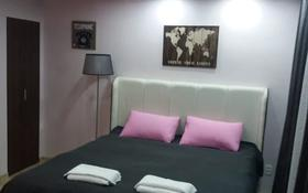 1-комнатная квартира, 36 м², 1/5 этаж посуточно, Алиханова 38/1 за 12 000 〒 в Караганде, Казыбек би р-н