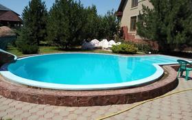 10-комнатный дом, 550 м², 20 сот., мкр Кайрат — Жамбыла за 120 млн 〒 в Алматы, Турксибский р-н