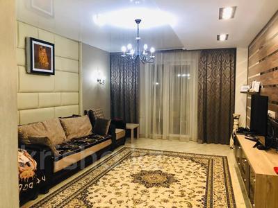 4-комнатная квартира, 135 м², 7/18 этаж, Шахтеров 60 за 49 млн 〒 в Караганде, Казыбек би р-н