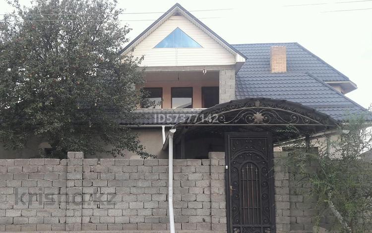 7-комнатный дом, 256 м², 8 сот., Есалиева за 39 млн 〒 в Шымкенте, Каратауский р-н
