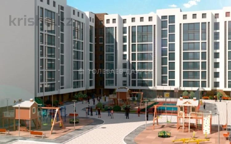 2-комнатная квартира, 81 м², 4/10 этаж, Нажимеденова 37 за 18 млн 〒 в Нур-Султане (Астана), Алматы р-н