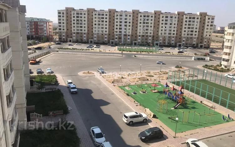 2-комнатная квартира, 89.6 м², 6/6 этаж, 32Б мкр, 32Б мкр 5 за 16 млн 〒 в Актау, 32Б мкр