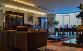 5-комнатная квартира, 263 м², 3/8 этаж, Жамбыла 26 за 260 млн 〒 в Алматы, Медеуский р-н