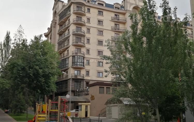 4-комнатная квартира, 210 м², 5/9 этаж, Тулебаева — Шевченко за 163 млн 〒 в Алматы, Медеуский р-н